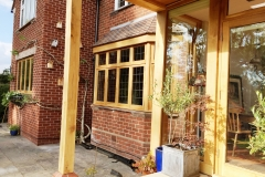 The natural beauty of wood adds charm to any property