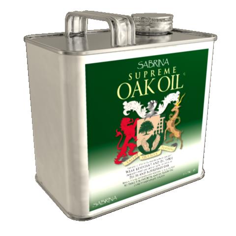 Sabrina Oak Oil 2.5 litres